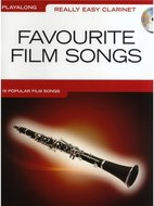 Really-Easy-Clarinet:-Favourite-Film-Songs-(Book-CD)