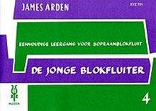 De-Jonge-Blokfluiter-4-James-Arden-(Boek)