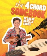 The-4-Chord-Songbook-Of-Great-Ukulele-Songs-(Akkoordenboek-17x25cm)