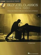 Keyboard-Signature-Licks:-Billy-Joel-Classics-1974-1980-(Book-CD)