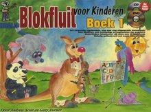Blokfluit-Voor-Kinderen:-Boek-1-(Boek-CD-DVD)