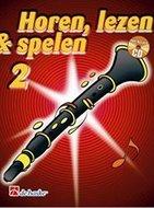 Horen-lezen-&-spelen-2-Klarinet-(Boek-CD)