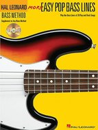 More-Easy-Pop-Bass-Lines-(Book-CD)