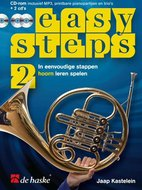 Easy-Steps-2-Hoorn-(F)-(Boek-2-CD-CD-Rom)
