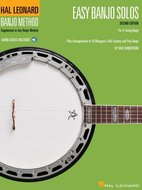 Easy-Banjo-Solos-2nd-Edition-For-5-String-Banjo-(Book-Online-Audio)