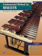 Fundamental-Method-for-Mallets-Book-2-Mitchell-Peters-(Book)