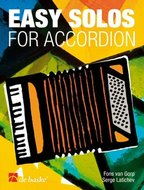 Easy-Solos-for-Accordion-Accordeon-(Boek-CD)