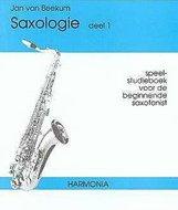 Saxologie-volume-1-Jan-van-Beekum-Altsaxofoon-(Boek)