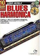 Leer-Jezelf-Blues-Harmonica-10-eenvoudige-lessen-(Boek-CD-DVD)