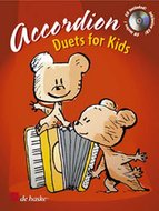 Accordion-Duets-for-Kids-Eenvoudige-Duetten-voor-Accordeon-(Boek-CD)