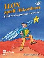 Leon-Spielt-Akkordeon-1-Standaardbassen-(Boek-CD)