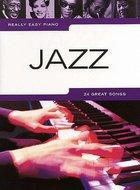 Really-Easy-Piano:-Jazz-(Book)