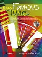 Easy-Famous-Tunes-for-Accordion-Eenvoudige-Beroemde-Tunes-voor-Accordeon-(Boek-CD)