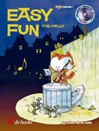 Easy-Fun-for-Cello-(Boek-CD)
