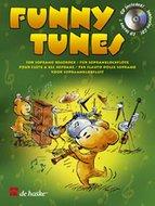 Funny-Tunes-for-Recorder-Leuke-Wijsjes-Voor-Blokfluit-(Boek-CD)