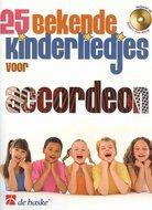 25-Bekende-Kinderliedjes-Voor-Accordeon-(Boek-CD)