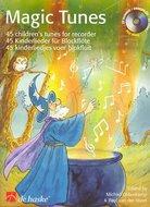 Blokfluitland-Magic-Tunes:-45-bekende-kinderliedjes-voor-blokfluit-(Boek-CD)