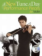 A-New-Tune-A-Day-For-Violin:-Performance-Pieces-(Viool)-(Book-CD)