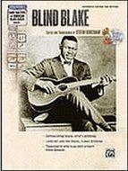 Stefan-Grossmans-Early-Masters-of-American-Blues-Guitar:-Blind-Blake-(Book-CD)
