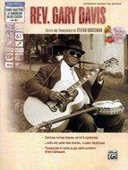 Stefan-Grossmans-Early-Masters-of-American-Blues-Guitar:-Rev.-Gary-Davis-(Book-CD)