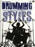 Noam-Lederman:-Drumming-Styles-(Book-CD)