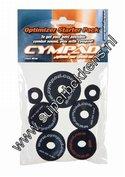 Cympad-Optimizer-Starter-Pack-Bekkenviltjes-zonder-dempend-effect-zwart--(7-viltjes)