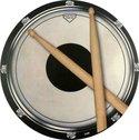 Muismat-drums-met-afbeelding-van-een-oefenpad-en-drumstokken