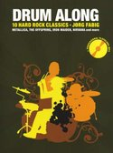 Drum-Along-10-Hard-Rock-Classics-(Book-MP3-CD)-Boek-met-play-along-CD-voor-drums-inclusief-zang