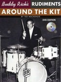 Ted-Mackenzie:-Buddy-Richs-Rudiments-Around-The-Kit-(Book-DVD)