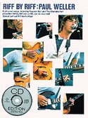 Paul-Weller:-Riff-By-Riff-(Guitar)-(Book-CD)