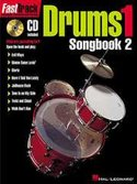 FastTrack-Drums-Songbook-1-Level-2-(Book-CD)