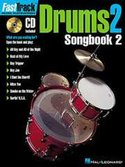 FastTrack-Drums-Songbook-2-Level-2-(Book-CD)