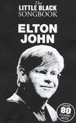 The-Little-Black-Songbook:-Elton-John-(Akkoorden-Boek)-(19x12cm)