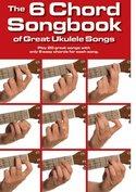The-6-Chord-Songbook-Of-Great-Ukulele-Songs-(Akkoordenboek-17x25cm)