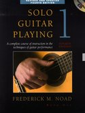 Frederick-Noad:-Solo-Guitar-Playing-Volume-1-Fourth-Edition-(Book-CD)