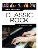 Really-Easy-Piano:-Classic-Rock-(Book)