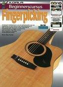 Beginnerscursus-Fingerpicking-Gitaar-(Boek-CD-2-DVD-DVD-Rom)
