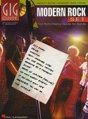Gig-Guide:-Modern-Rock-Set-(Bas-Drums-Gitaar-Zang-Keyboard)-(Book-CD)