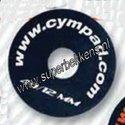 Cympad-Optimizer-Bekkenviltjes-zonder-dempend-effect-zwart-40x12mm-(5-stuks)