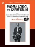 Modern-School-For-Snare-Drum-(Book)