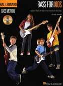 Hal-Leonard-Bass-Method:-Bass-For-Kids-(Book-Online-Audio)
