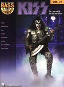 Bass-Play-Along-Volume-27:-Kiss-(Book-CD)