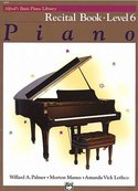 Alfreds-Basic-Piano-Library-Recital-Book-Level-6-(Book)