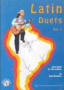 Joep-Wanders:-Latin-Duets-Vol.-1-(Boek-CD)