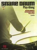 Snare-Drum-Play-Along:-Melodic-Rudiments-With-Backing-Tracks-In-All-Styles-(Book-CD)