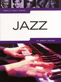 Really-Easy-Piano:-Jazz-(Book)