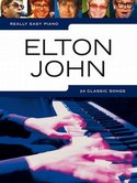 Really-Easy-Piano:-Elton-John-(Book)
