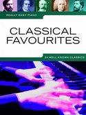 Really-Easy-Piano:-Classical-Favourites-(Book)