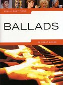 Really-Easy-Piano:-Ballads-(Book)