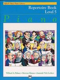 Alfreds-Basic-Piano-Library-Repertoire-Book-Level-5-(Book)
